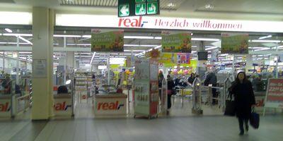 real,- SB-Warenhaus in Sankt Augustin