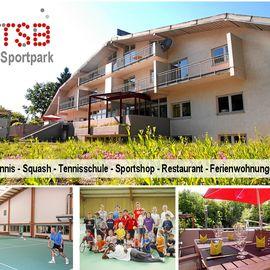 TSB Weil am Rhein, Tennis und Squash in Weil am Rhein