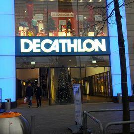 Decathlon Berlin-Alexanderplatz in Berlin