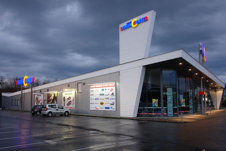 Siemes Schuhcenter in Hückelhoven, Roermonder Straße 22 24