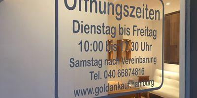 Goldankauf Hamburg - hanseatischer Goldankauf in Hamburg