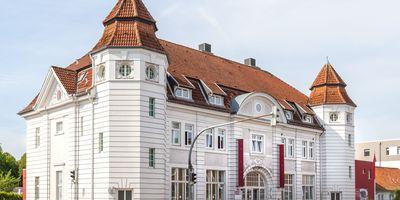 Hotel & Restaurant Alter Kreisbahnhof in Schleswig