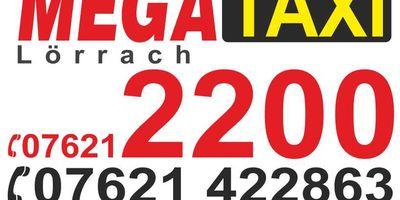 Mega Taxi in Lörrach