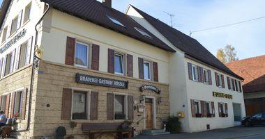 BLANK's Brauerei, Brennerei &. Mosterei in Riedlingen in Württemberg