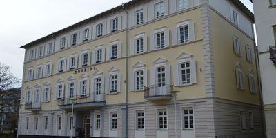 Mokni`s Palais Hotels & SPA Badhotel und Rossini in Bad Wildbad