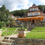 Bauernhäusl Mirko Täubrich in Pötzscha Stadt Stadt Wehlen