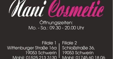 Nani Cosmetic Nagelstudio in Schwerin in Mecklenburg