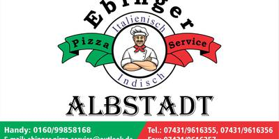 in Albstadt Ebinger Pizzaservice in Albstadt