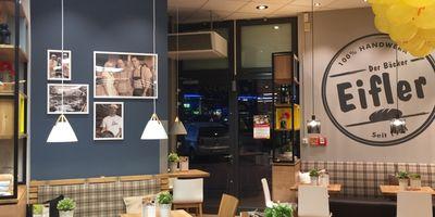 Der Bäcker Eifler in Frankfurt am Main