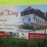 Cafe König in Kurort Oberwiesenthal