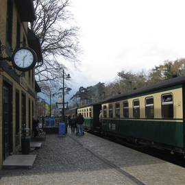 Bahnhof Göhren in Ostseebad Göhren