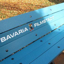 Bavaria Filmstadt in Wörnbrunn Gemeinde Grünwald