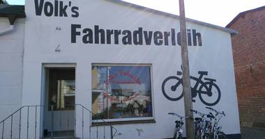 Fahrradverleih - Volk's - Fahrräder in Ostseebad Göhren