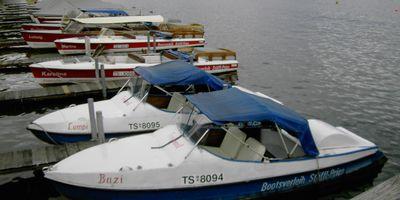 Stöffl Volkmar Bootsverleih in Prien am Chiemsee