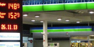 BAVARIA petrol, Erding-Aufhausen in Aufhausen Stadt Erding