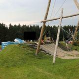 Bergtierpark Blindham in Aying