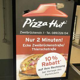 Pizza Hut München, Am Isartor in München