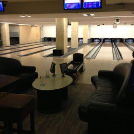BLU BOWL Bowlingcenter in Nürnberg