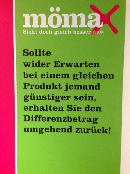 Mömax Restaurant Im Einrichtungshaus Aschheim 2 Bewertungen