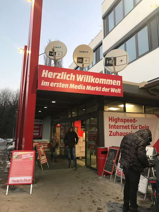 mediamarkt 10 bewertungen m nchen freimann maria probst str golocal. Black Bedroom Furniture Sets. Home Design Ideas