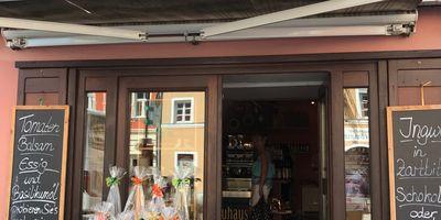 s'Mitbringsl in Vilshofen in Niederbayern