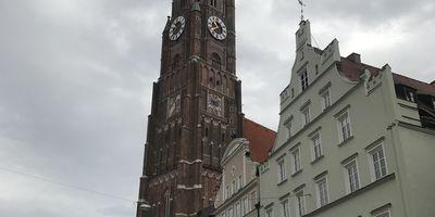 Kath. Pfarramt St Martin in Landshut