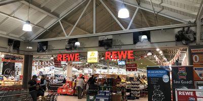Rewe in Freising