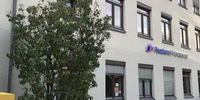 Deutsche Post und Postbank Finanzcenter in Ottobrunn