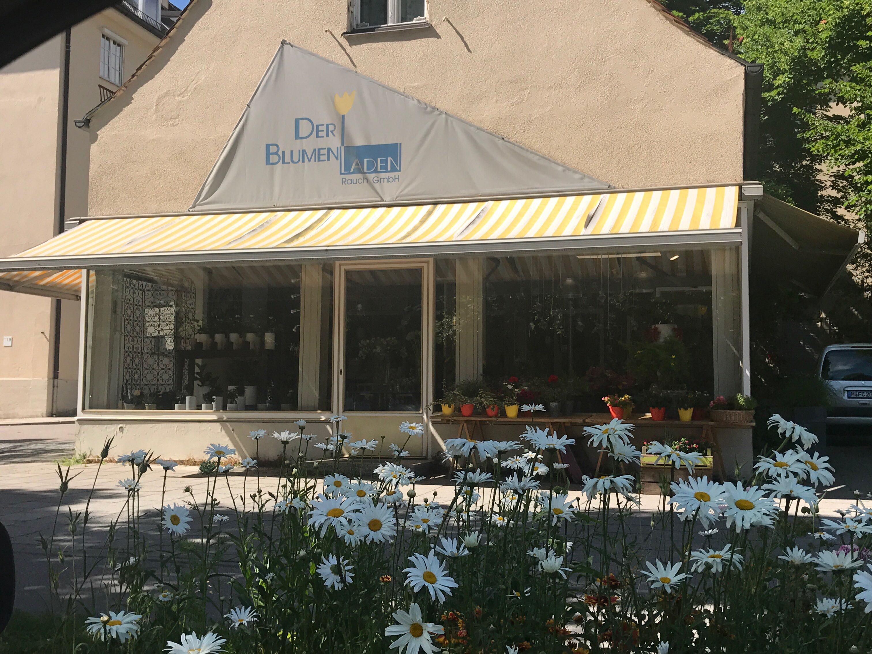 ➤ Der Blumenladen Rauch GmbH 80804 München-Schwabing-West ...