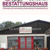 Bergener Bestattungshaus Inh. Steve Schlegel in Bergen auf Rügen