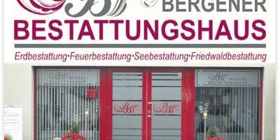 Bergener Bestattungshaus Inh: Steve Schlegel in Bergen auf Rügen