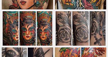 Hot-Stuff-Tattoo in Bad Kissingen