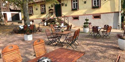 Forsthaus Eulbach Restaurant in Michelstadt