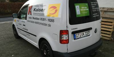 Kaiser, Hagen Elektromeister GbR Elektroinstallation in Halle in Westfalen