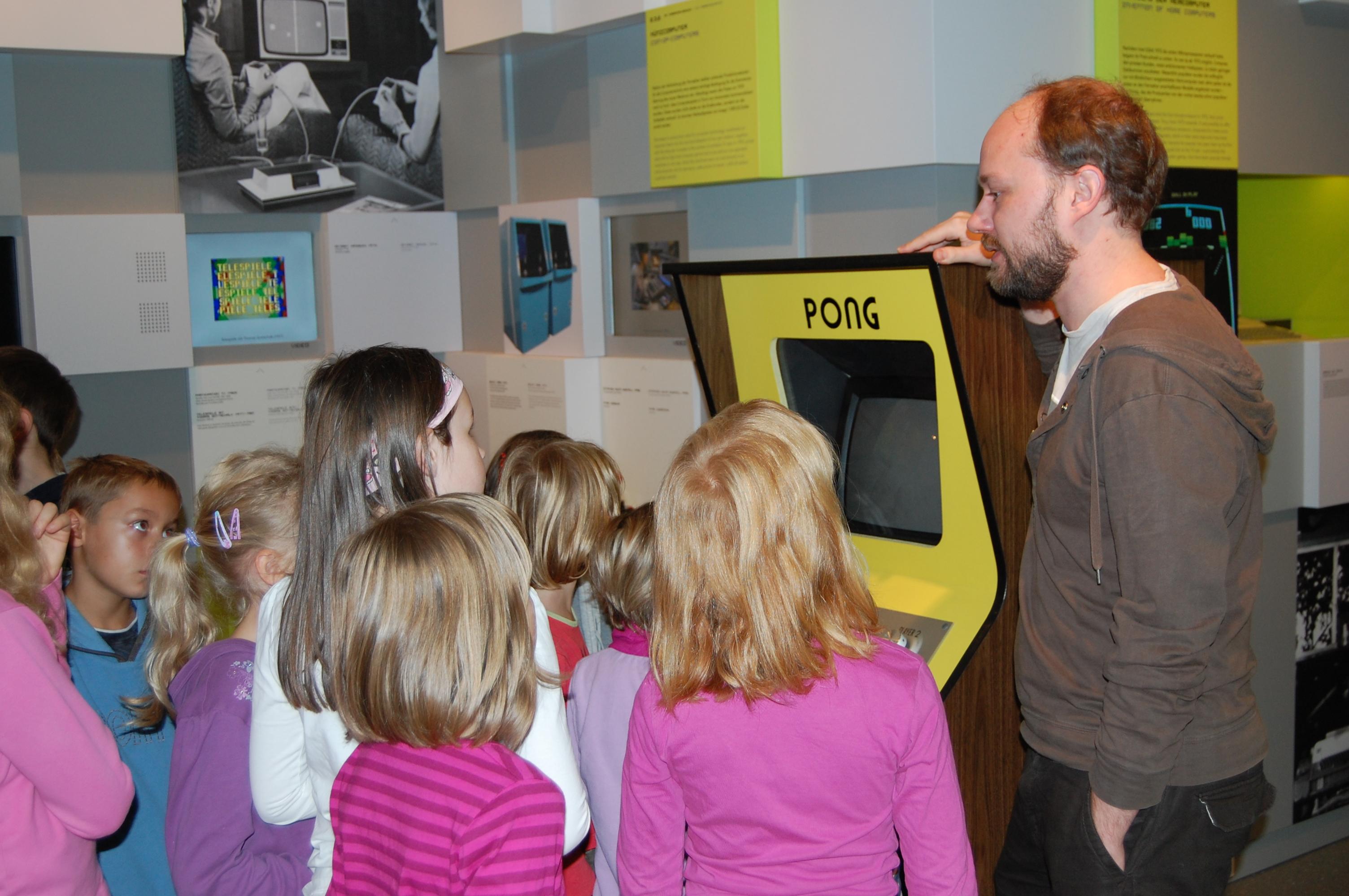 ➤ Computerspielemuseum 10243 Berlin-Friedrichshain