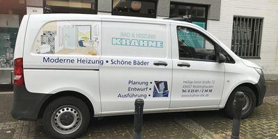 Krahne Nachf. Wilh. Friedr. Maus e.K. Bad + Heizung in Recklinghausen