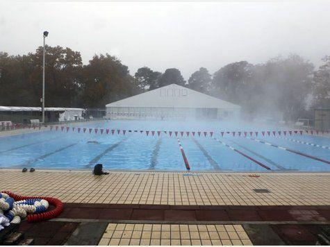 Schwimmbad Rosenhöhe