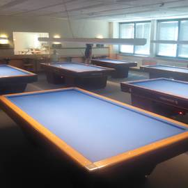 Pool.Karambol.Snooker, Restaurant in München