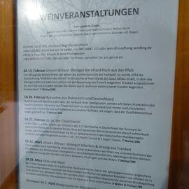 Südhang Sendling - Weinhandlung & Café in München
