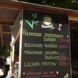 Kulturstrand in München