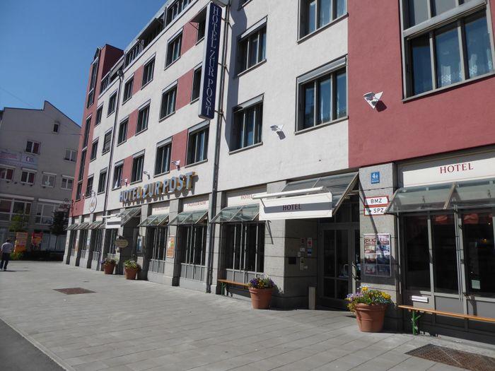 Bilder Und Fotos Zu Hotel Gasthof Zur Post In München Bodenseestr