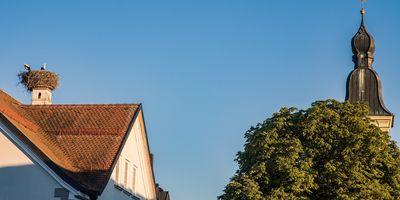 Pfanzelt Peregrin Gastwirt in Langengeisling Stadt Erding