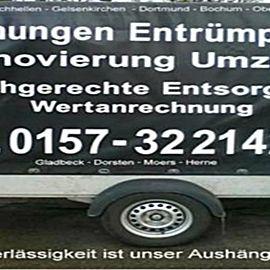 RK-Entrümpelung in Gelsenkirchen