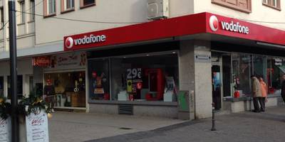 Vodafone Shop in Hanau
