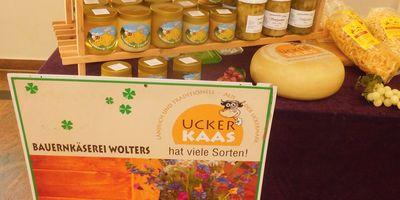 Pommersche Marktscheune Pasewalk in Pasewalk