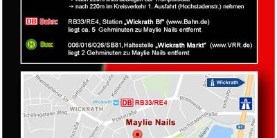 Maylie Nails • Nagelstudio in Mönchengladbach
