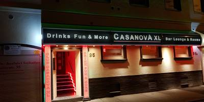 Casanova XL Day & Nightbar in Hannover