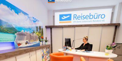 Reisebüro - VR-Bank Uckermark-Randow eG in Templin