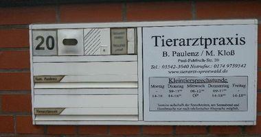 Paulenz & Kloß Tierarztpraxis in Lübbenau im Spreewald