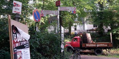 Waldbiergarten Liblar in Erftstadt